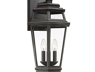 Savoy House 5-23002 Holbrook 3 Light 18 Tall Outdoor Wall Sconce with