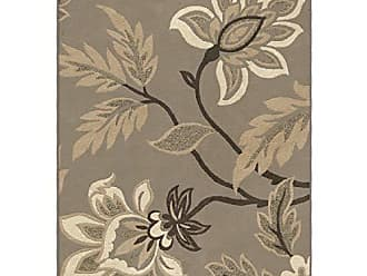 Orian Rugs Nuance Lily Area Rug, 311 x 55, Taupe