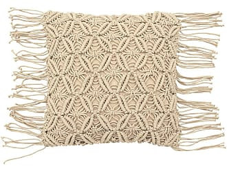 French Connection Avery Macramé Pillow