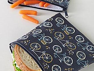 Danica Studio Bike ride snack bags Set of 2
