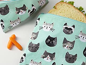 Danica Studio Little kittens lunch bags Set of 2