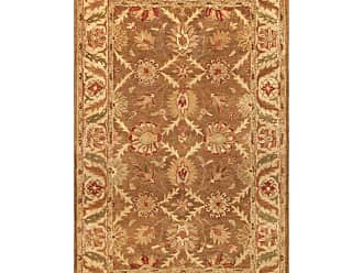 Noble House Golden Area Rug - Gold/Beige, Size: 8 x 11 ft. - GOLD809811