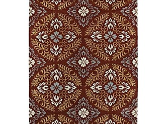 Kaleen Rugs Melange Collection MLG03-25 Red Hand Tufted 2 x 3 Rug