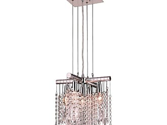 Worldwide Lighting W8317912 Nadia 5 Light 12 Wide Pendant with