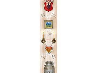 Ideal Decor Huttenzauber Wall Stripes - DM74514