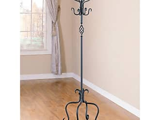 Coaster Fine Furniture Sandy Black Metal Coat Rack - 900039II
