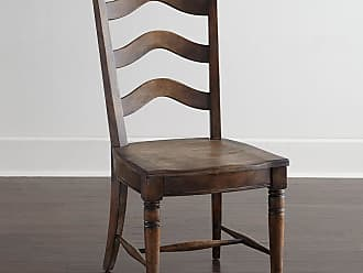 Hooker Furniture Vickery Ladderback Side Chairs, Pair
