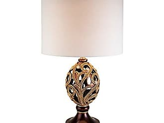 Ore International Ore International K-4272T 30.25H Moselle Table Lamp, Bronze