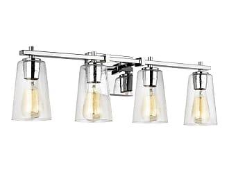 Feiss Mercer 28.63 4-Light Bath Vanity in Chrome