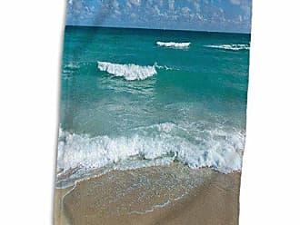 3dRose Photograph of A Night Mountain Scene Towel 15 x 22