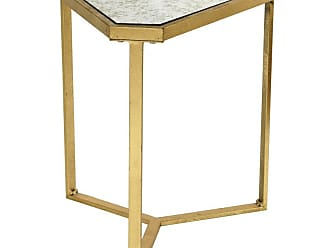 StyleCraft Roxie Rose Triangle End Table - AF17795DS