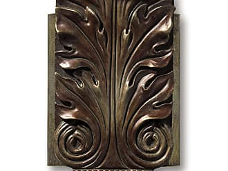 Craftmade Teiber Chimes - Traditional - Twin Tube Acanthus Leaf - Renaissance Crackle