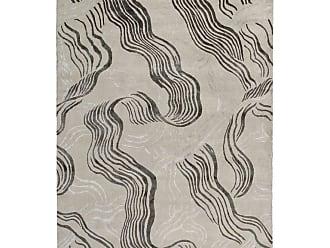 Kelly Wearstler Wake Hand-knotted 10x8 Rug In Wool And Silk By Kelly Wearstler