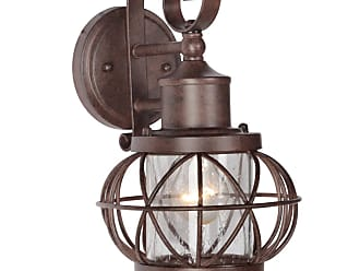 Craftmade Exteriors Outdoor Lighting Small Wall Mount In Aged Bronze