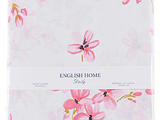 english home sakura bettdecke 200x220 cm rosa bettwasche baumwolle 220 x 200 cm