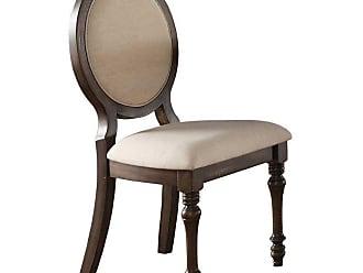 Winners Only Upholstered Round Back Dining Side Chair - Set of 2 - WIN792-2
