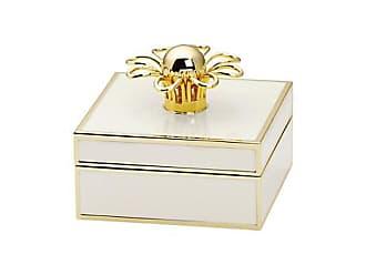 Kate Spade New York Keaton Jewelry Box, Cream