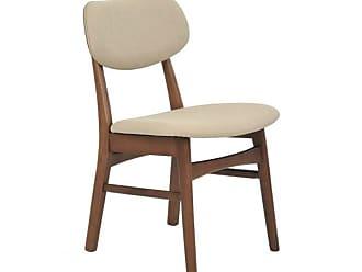 Rivatti Cadeira Érica com Estofado Bege