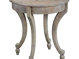 Boraam Burnham Home 17116 Shannon Side Table, Gray Wash