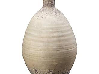 Moe's PY-1114-24 Lindsay Vase, Natural