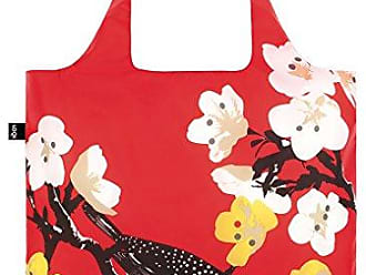 Loqi AN.FT Shopping Bag with Anima Fish and Toucan Design