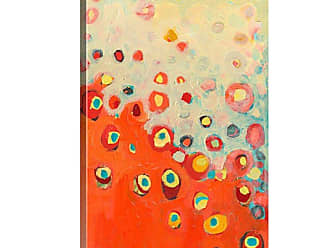 Great Big Canvas Growing in Orange Canvas Wall Art - JL0120012_24_16X24_NONE