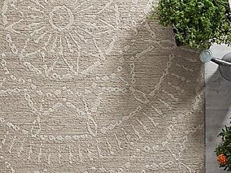 Simons Maison Mandala flower rug