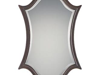 Quoizel Vanderbilt Large Mirror in Palladian Bronze