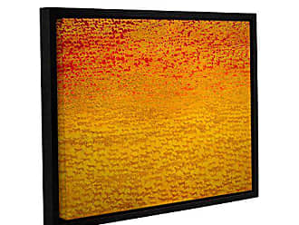 ArtWall Charlie Bairds About 2500 Tigers, 2008, Gallery Wrapped Floater-Framed Canvas, 14 x 18