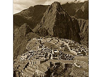 Ready2HangArt Ready2hangart 3 Piece Bruce Bain Machu Picchu Canvas Wall Art, 20 x 16