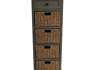 Decor Therapy FR1807 Chest, Gray