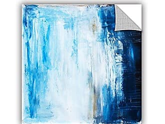ArtWall Linda Parkers Petals In Abstract 2 Removable Wall Art Mural 24 x 32