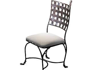 Kalco Vine Dining Chair in Bark Finish