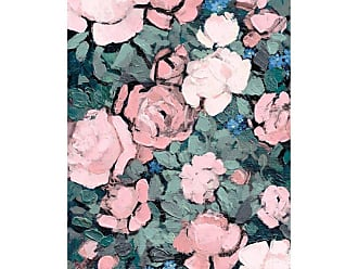 Marmont Hill Bushy Pink Wall Art - MH-JULNCF-02-C-18
