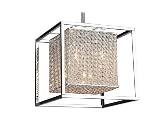 Artcraft Lighting AC10325 Vega 5 Light Crystal Mini Chandelier - 16