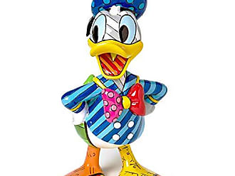 Enesco Disney by Britto Donald Duck Stone Resin Figurine