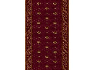 Rivington Rugs Rivington Rug Rockwall Runner - Crimson - ROCKR-681-2 FT. 2 IN. X 10 FT