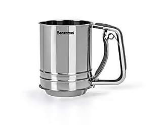 Barazzoni 510021020 Couvercle 200 mm en acier inoxydable