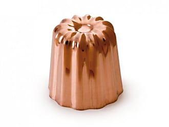 Mauviel Copper Fluted 418045/4.5/Inch Copper Copper 4.5/x 4.5/x 4.5/cm