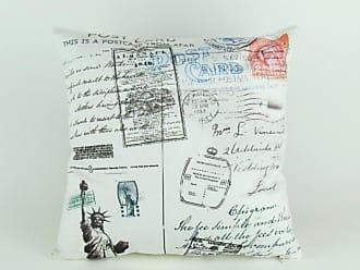 Wayborn Freedom Post Card Pillow - 11036D