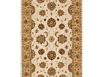 Dynamic Rugs Jewel 70230 Pom Persian Rug - Ivory/Gold