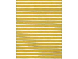 Liora Manne Sorrento 6305/04 Pinstripe Indoor / Outdoor Rug Black, Size: 2 x 3 ft. - SRN23630548
