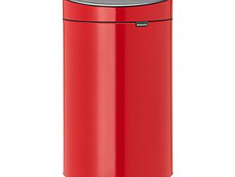 Brabantia Prullenbak 40 Liter.Vuilnisemmers In Rood Shop 10 Merken Tot 46 Stylight