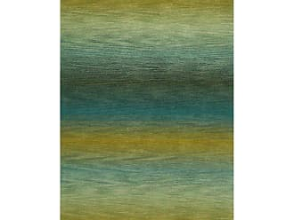 Liora Manne Ombre Stripes Indoor Area Rug Blue, Size: 6 x 9 ft. - OMB69962004