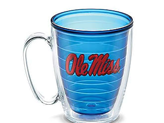 Trevis Tervis 1086061 Mississippi University Emblem Individually Boxed Mug, 16 oz, Sapphire