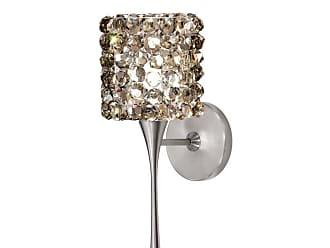 WAC Lighting WS57LED-G539 Mini Haven Crystal Bead Shade Integral