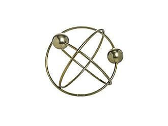 Foreside Home And Garden Gold Galaxy Orb Large