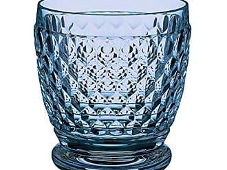 Villeroy & Boch Boston Old-Fashioned Glasses Set of 4, Blue