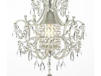 Harrison Lane J2-1353 1 Light Pendant - Set of 2 White Indoor Lighting