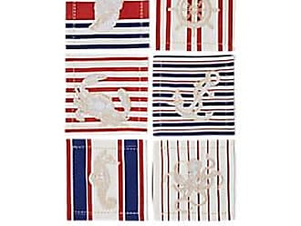 Kim Seybert Maritime Cotton Napkin Set